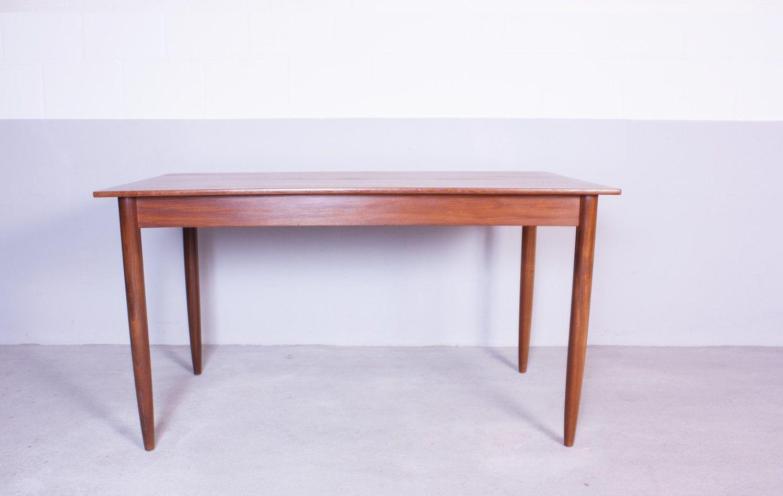 Vintage Danish Extendable Teak Dining Table for sale at Pamono : vintage danish extendable teak dining table 1 from www.pamono.co.uk size 1500 x 950 jpeg 136kB