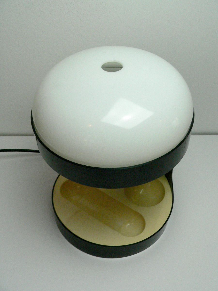 Lampe de bureau kd29 par joe colombo pour kartell 1960s - Lampe de bureau kartell ...