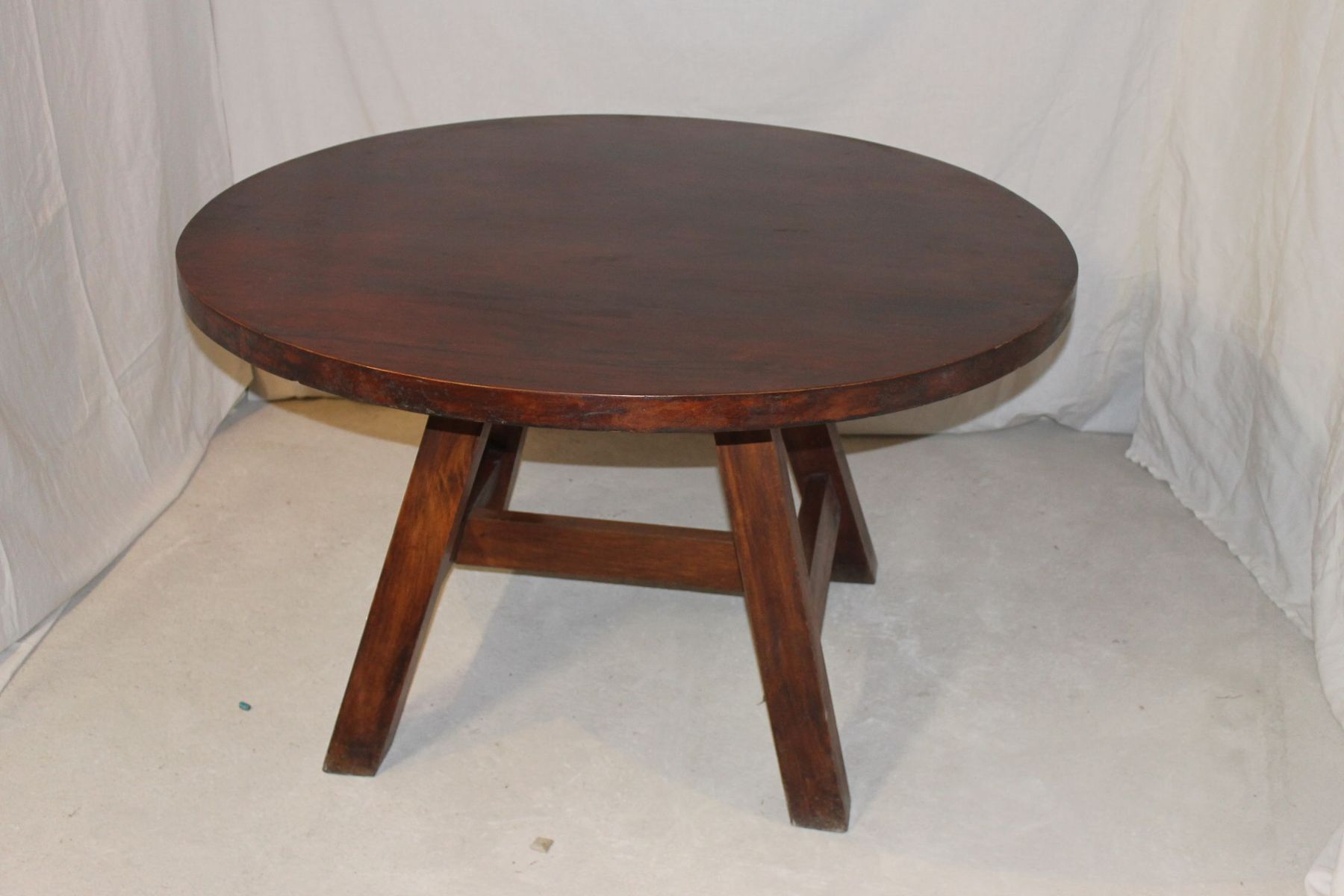 Round Italian Coffee Table 1979 For Sale At Pamono