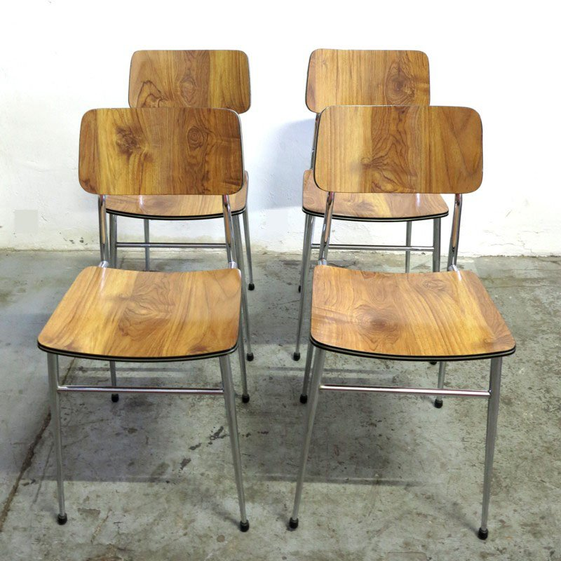 mid century dining room set 1960s set of 5 for sale at