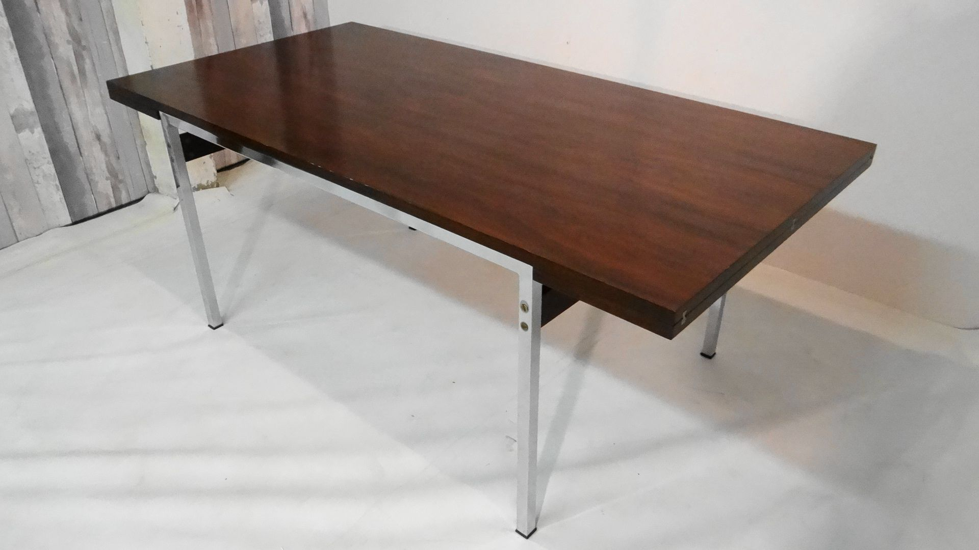 Vintage Extendable Dining Table Vintage Extendable Dining Table By Alfred Hendrickx For Belform
