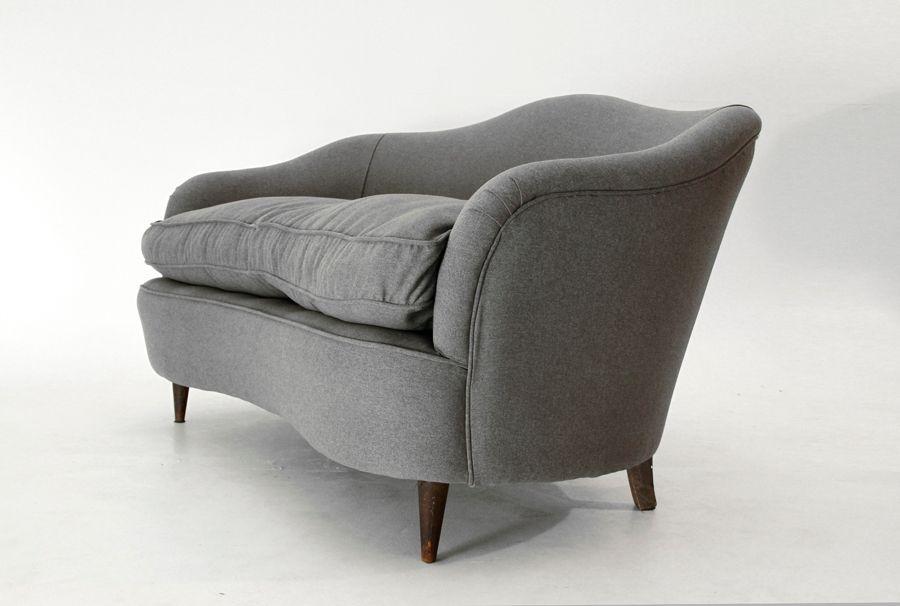 Sofa geschwungen  geschwungenes sofa | Möbelideen