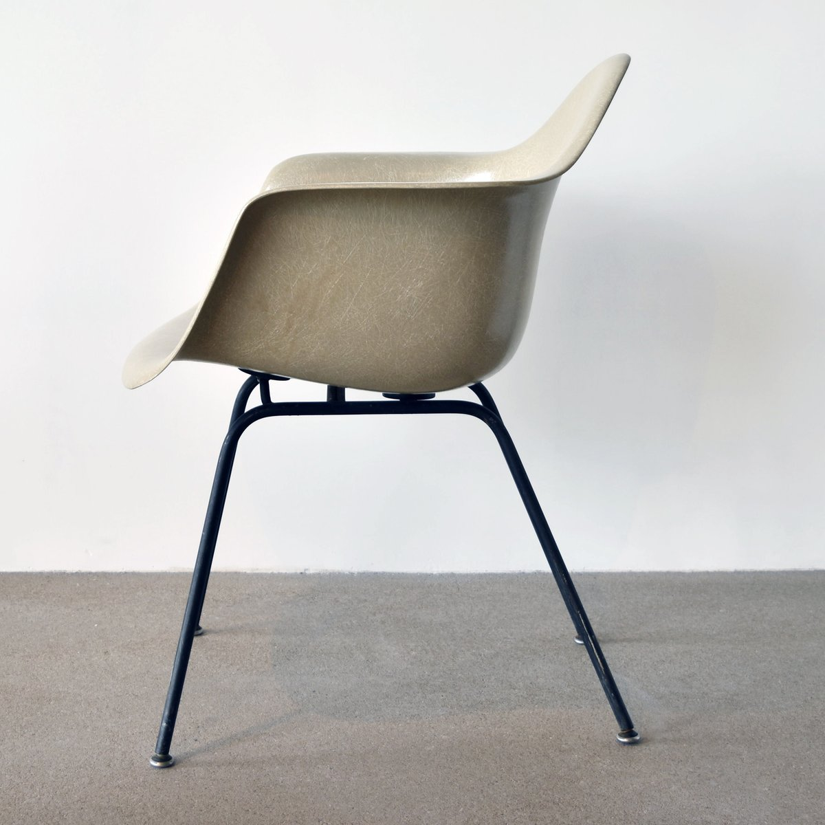 dax chair by charles and ray eames for herman miller 1955 for sale at. Black Bedroom Furniture Sets. Home Design Ideas