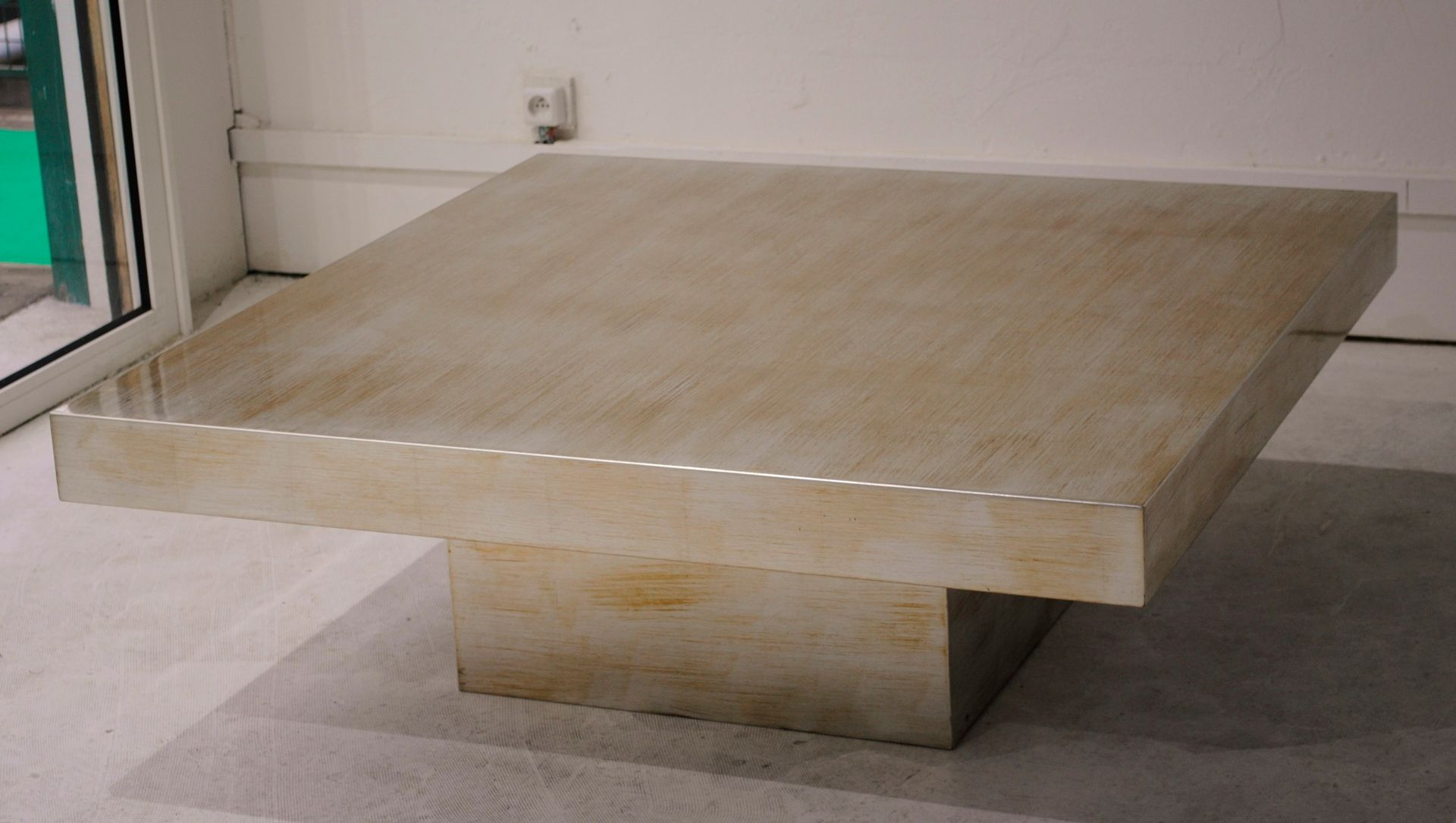 Silver Leaf Coffee Table Instacoffeetable