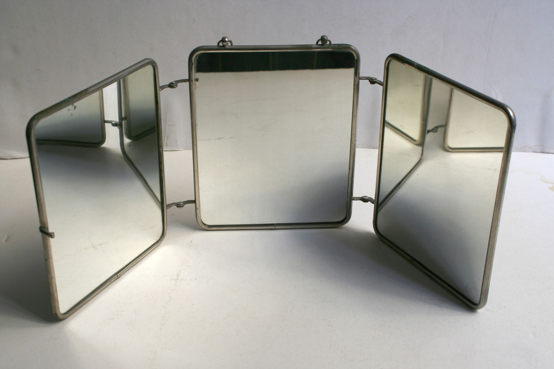Spanischer Vintage Spiegel Bei Pamono Kaufen
