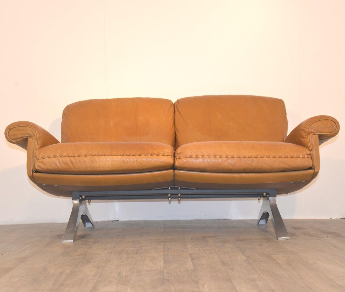 vintage modell ds 31 sofa sessel von de sede 1970er 3er set bei pamono kaufen. Black Bedroom Furniture Sets. Home Design Ideas
