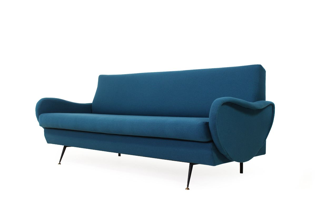Extendable Italian Daybed, 1960s for sale at Pamono