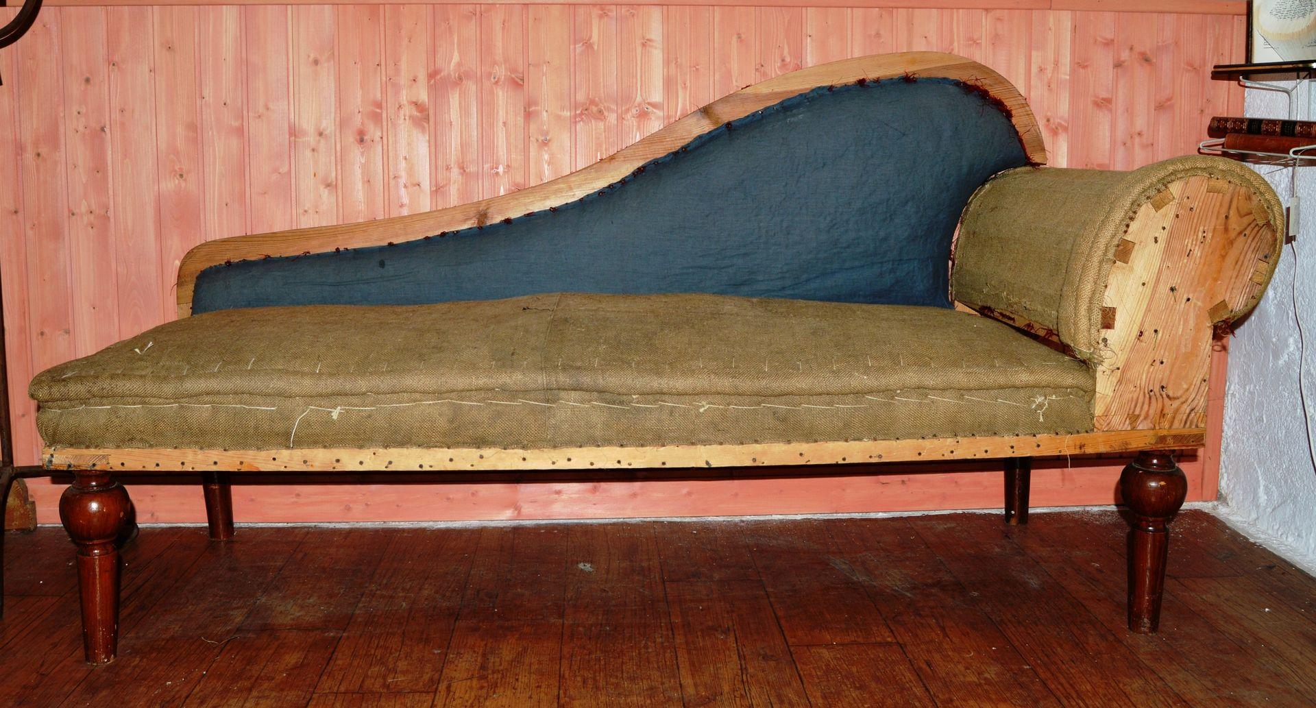 Vintage swedish divan for sale at pamono for Divan vintage