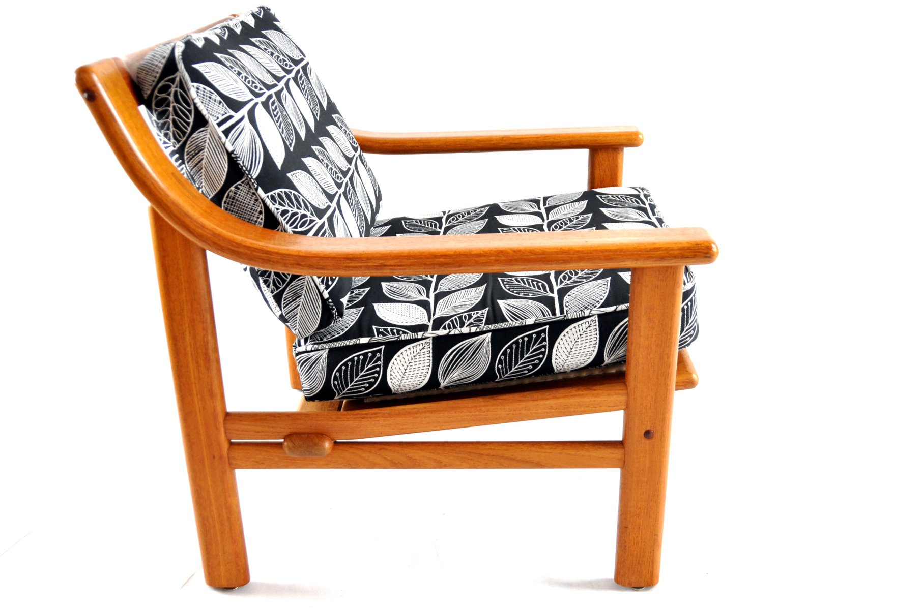 Vintage Lounge Chair from Silkeborg for sale at Pamono