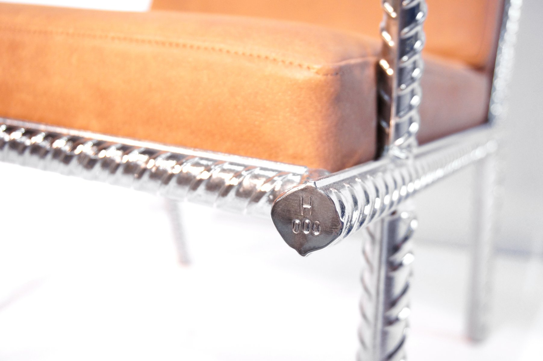Rebar Lounge Chair by HAUSNA for sale at Pamono