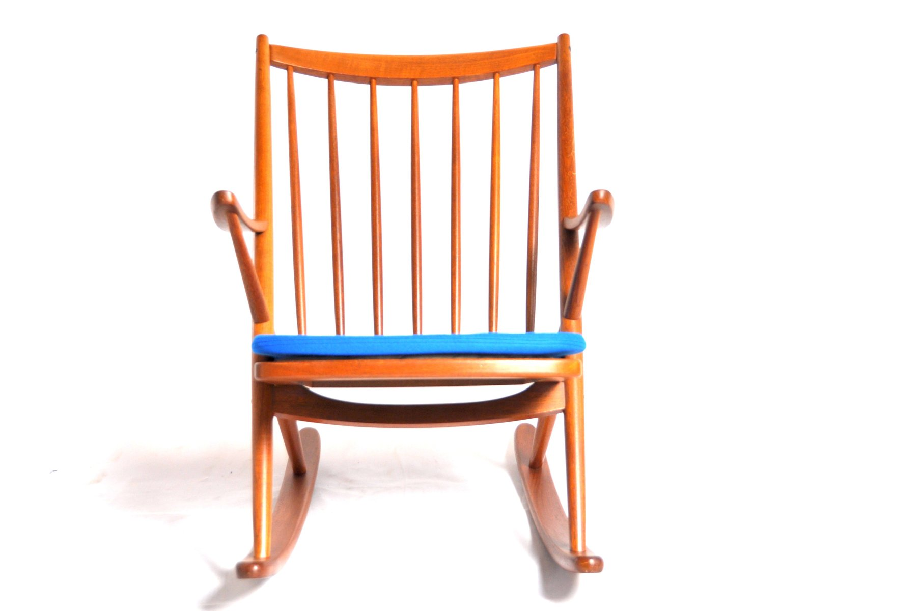 Rocking Chair 182 by Frank Reenskaug for Bramin M¸bler for sale at