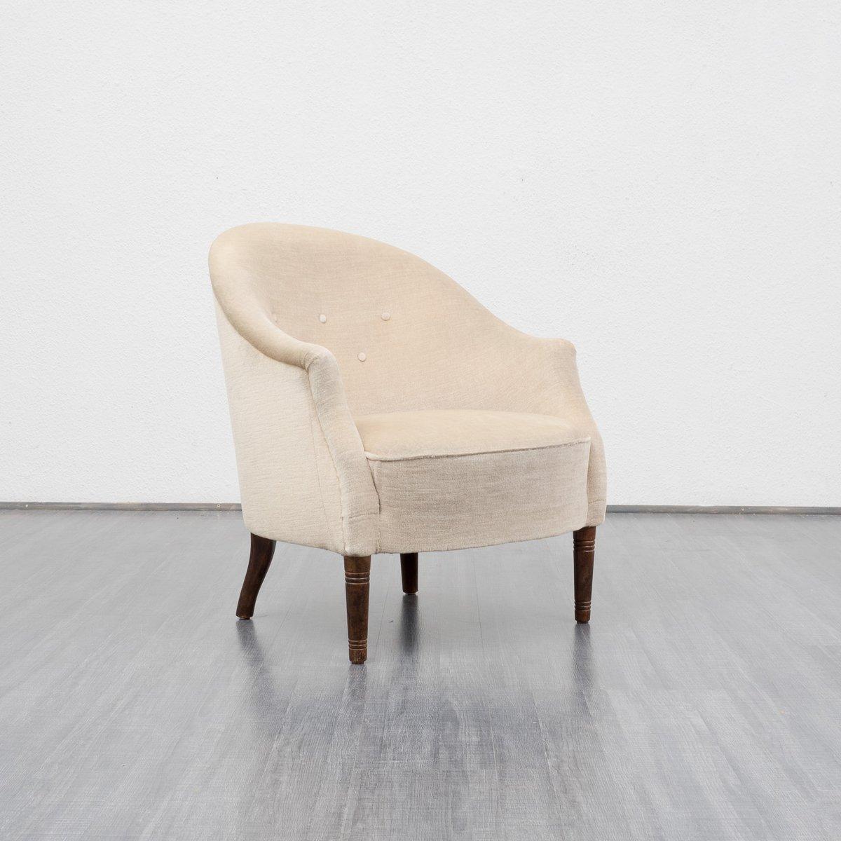 Vintage wildleder sessel bei pamono kaufen for Sessel wildleder