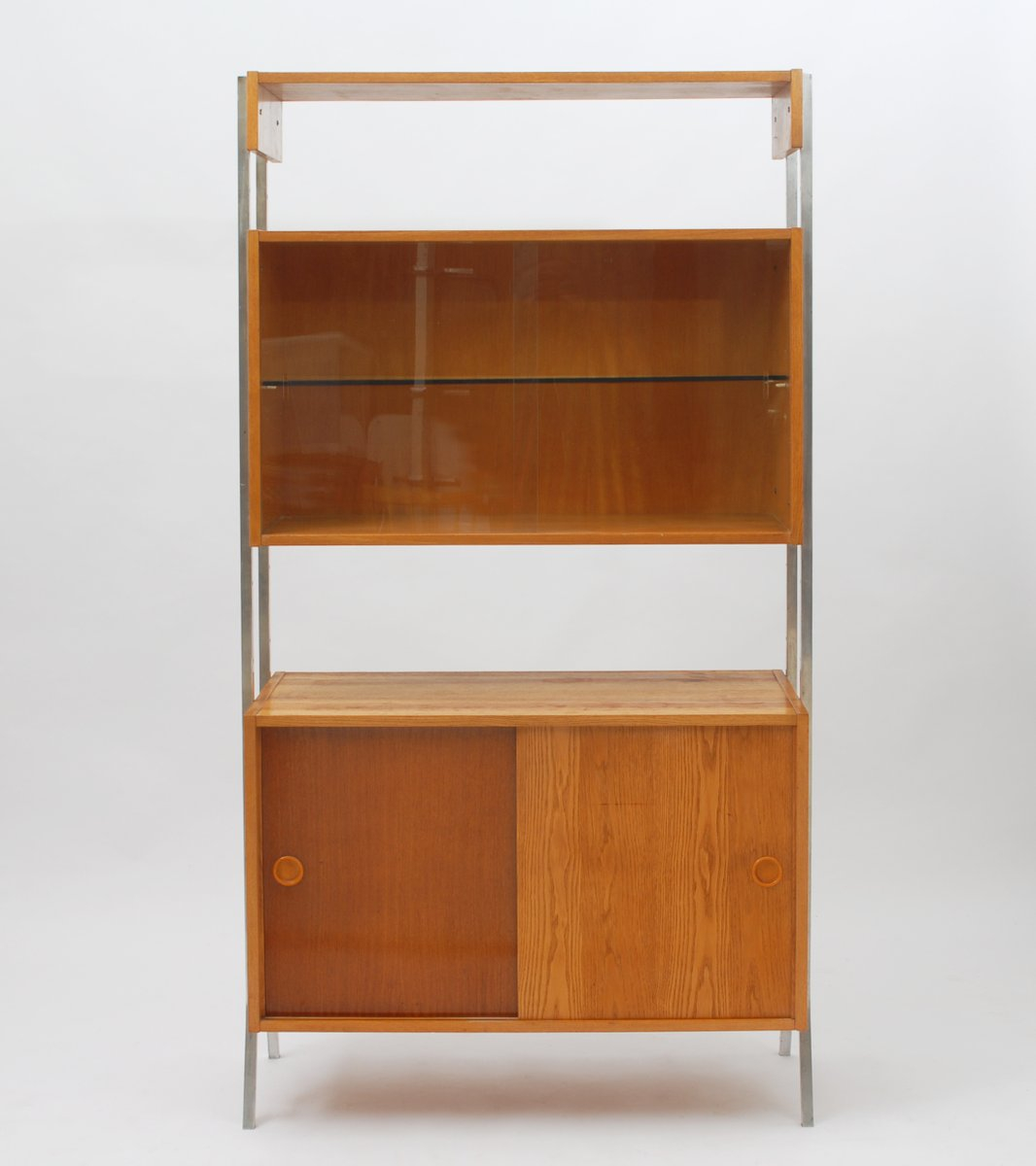 Czech Wall Unit From UP Z Vody 1964 For Sale At Pamono