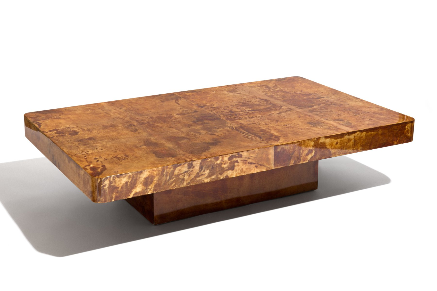 Coffee Table By Aldo Tura 1970s For Sale At Pamono