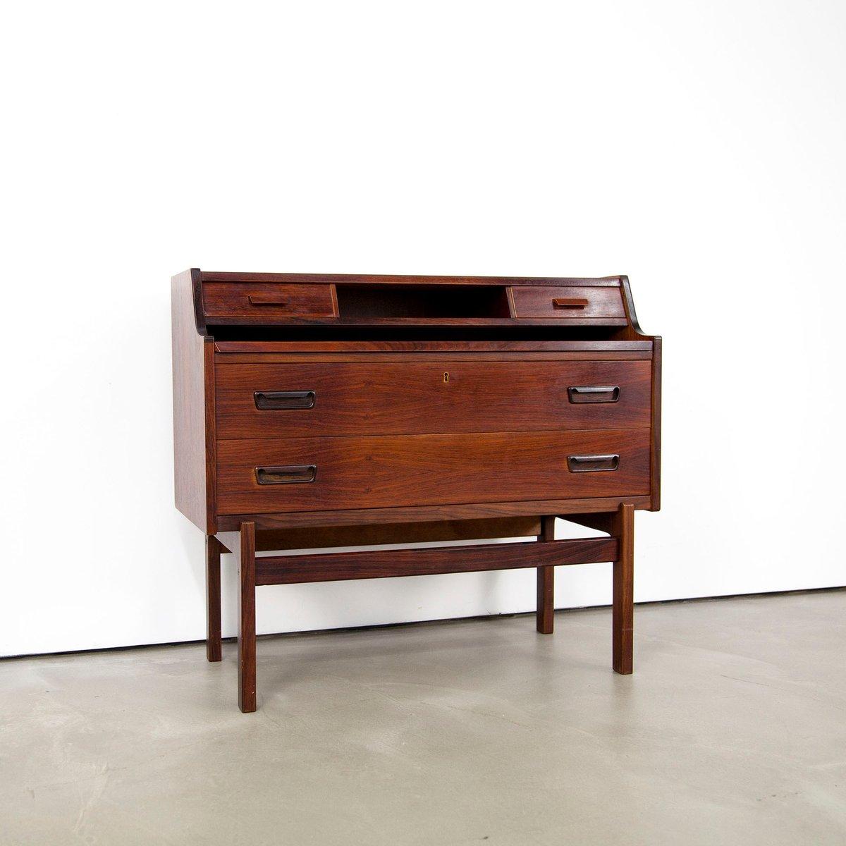 moderner d nischer palisander sekret r von arne wahl. Black Bedroom Furniture Sets. Home Design Ideas