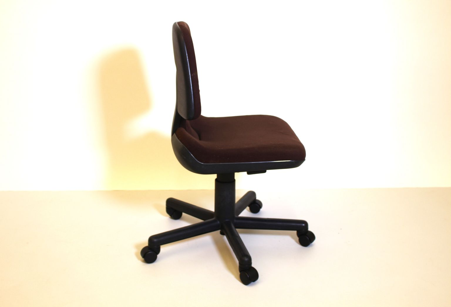 vitramat office chair by wolfgang mueller deisig for vitra 1976 for sale at pamono. Black Bedroom Furniture Sets. Home Design Ideas