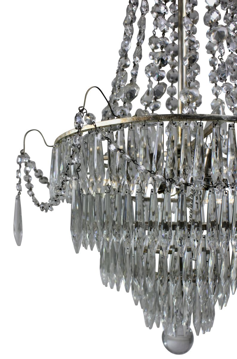 Swedish chandeliers 1930s set of 2 for sale at pamono arubaitofo Gallery