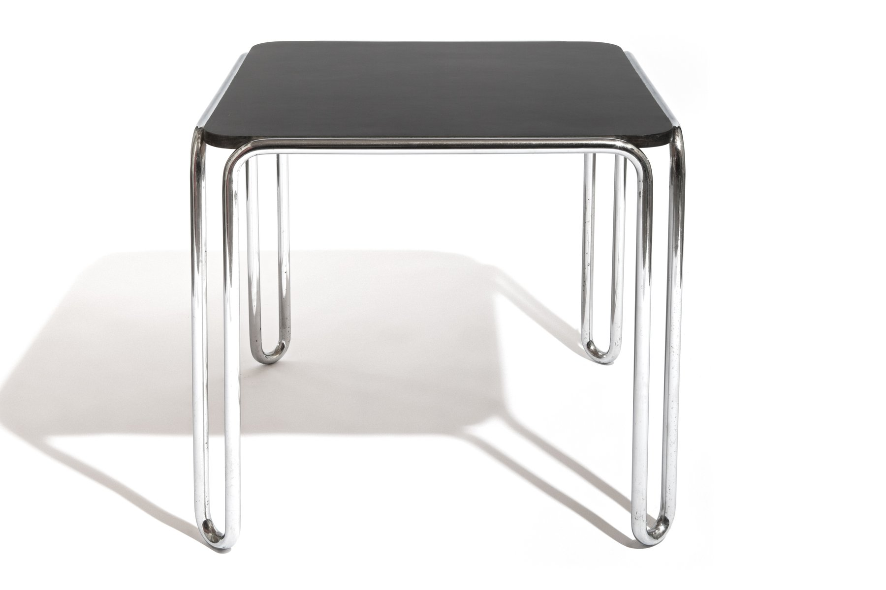 b10 table by marcel breuer 1940s for sale at pamono. Black Bedroom Furniture Sets. Home Design Ideas