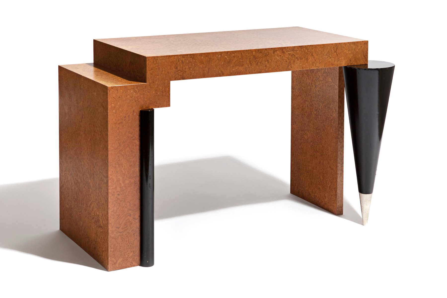 post modern wood furniture. postmodern desk, 1980s post modern wood furniture s