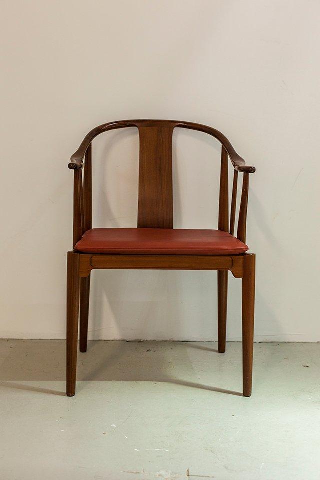 china chair by hans wegner for fritz hansen