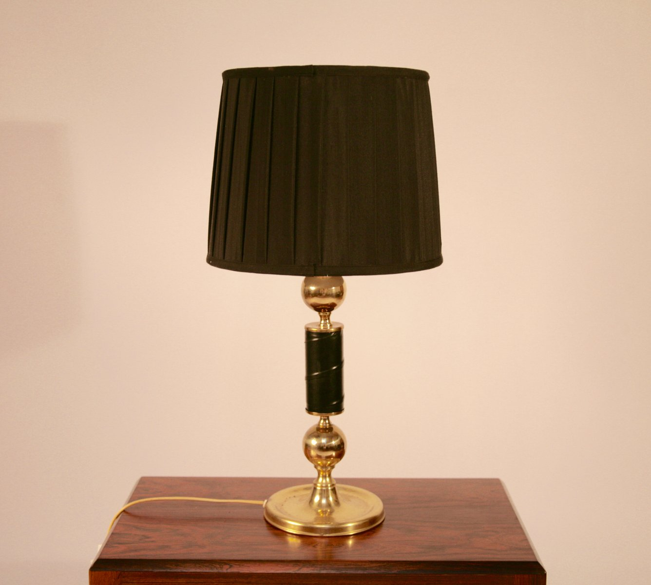 Vintage Swedish Table Lamps Set Of 2 For Sale At Pamono