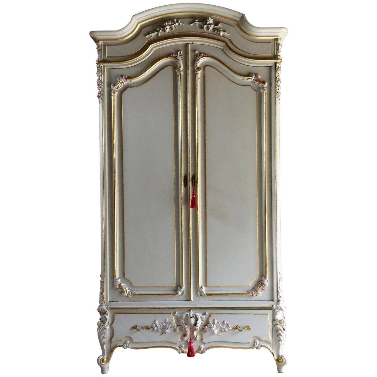 franz sischer vintage kleiderschrank mit spiegel bei. Black Bedroom Furniture Sets. Home Design Ideas