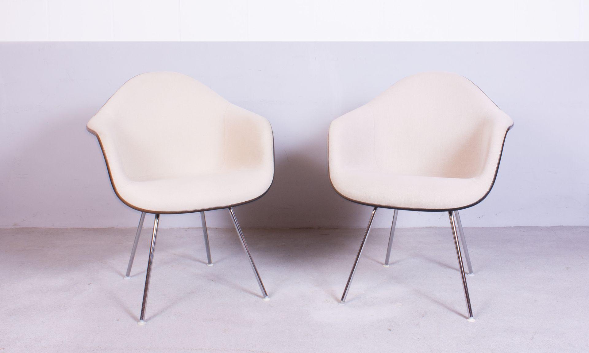 modell dax stuhl von charles ray eames f r herman miller. Black Bedroom Furniture Sets. Home Design Ideas