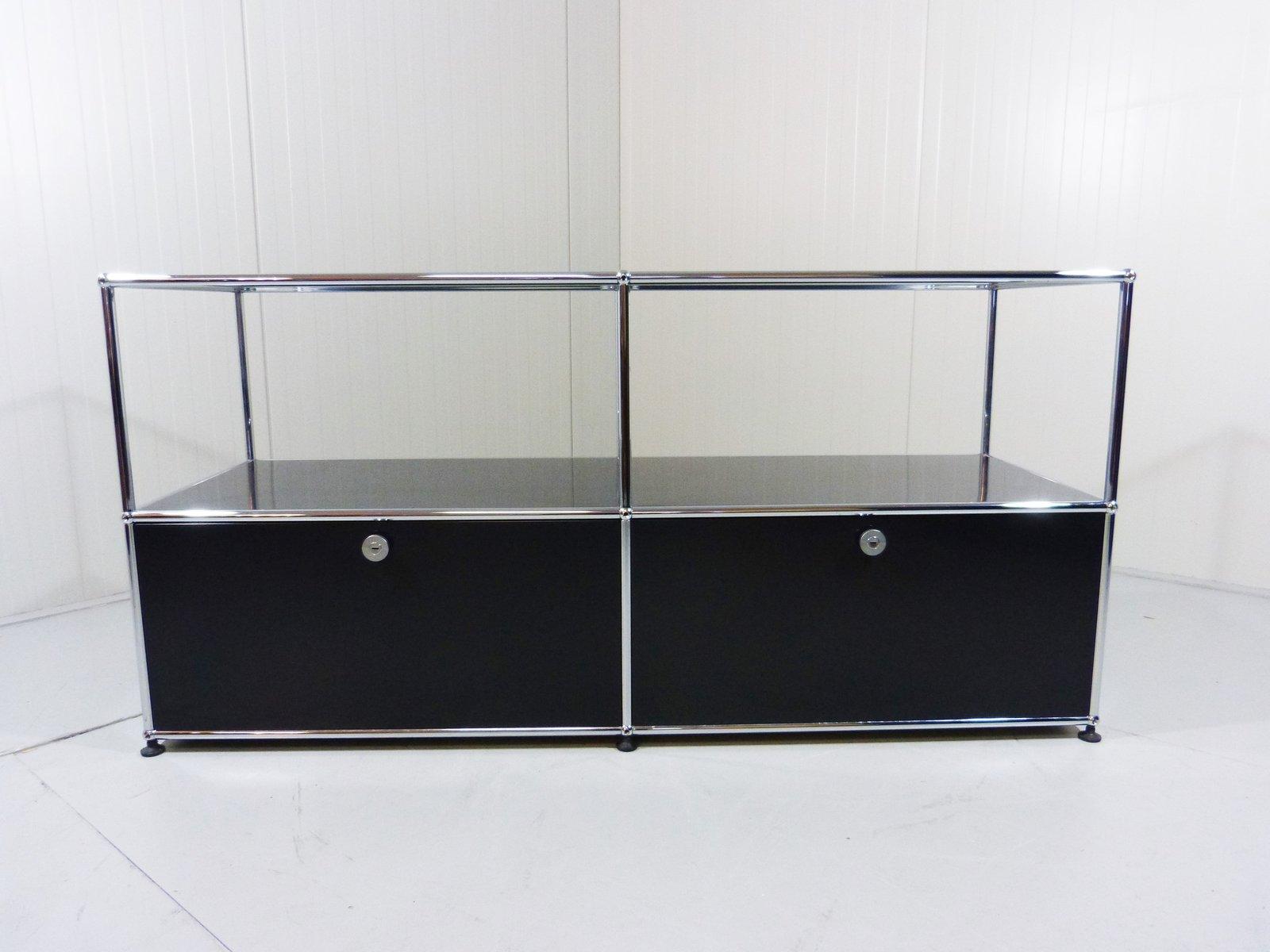 Modular sideboard system by fritz haller for usm haller for Sideboard usm