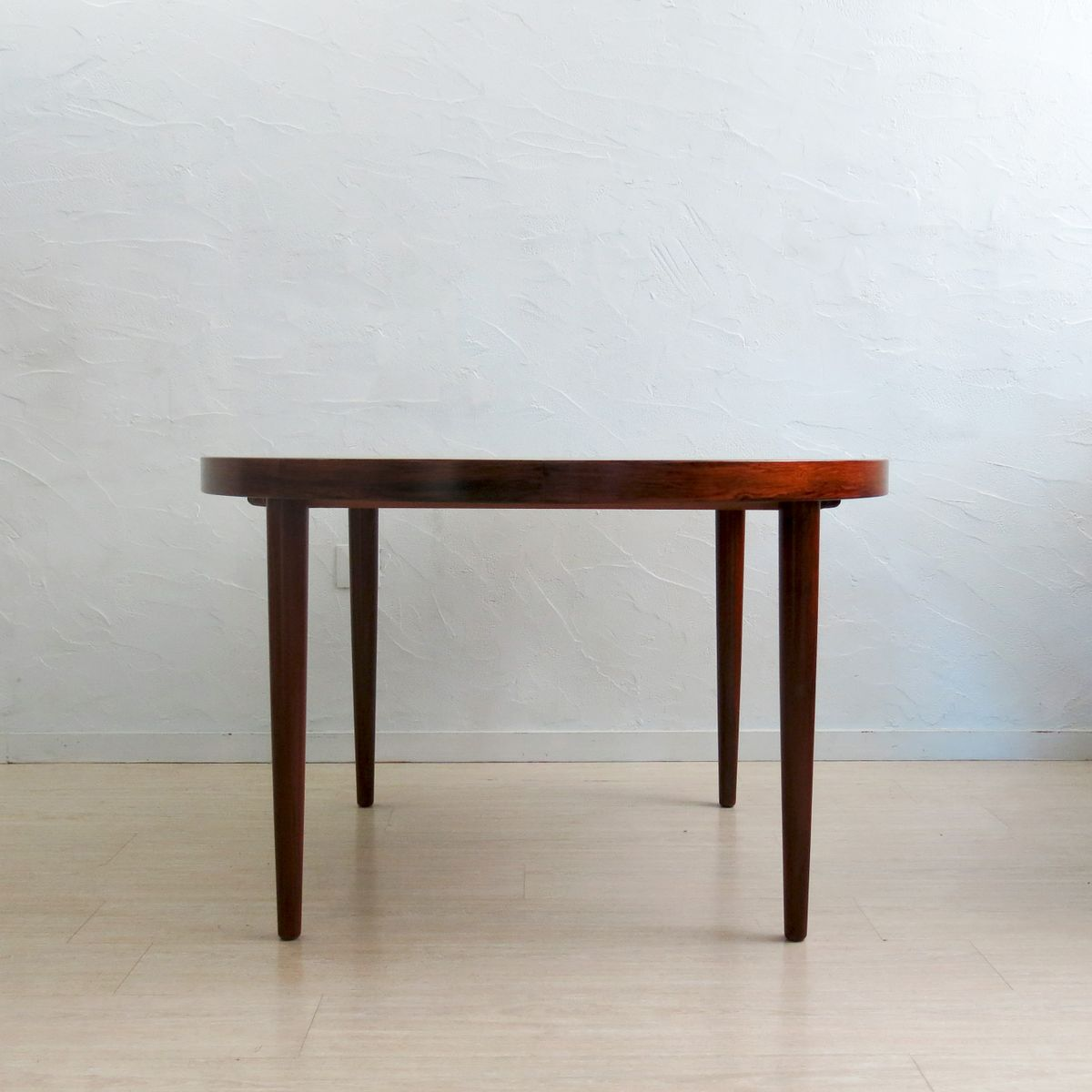 Vintage Extendable Rosewood Dining Table by Kai  : vintage extendable rosewood dining table by kai kristiansen 2 from www.pamono.com size 1200 x 1200 jpeg 78kB
