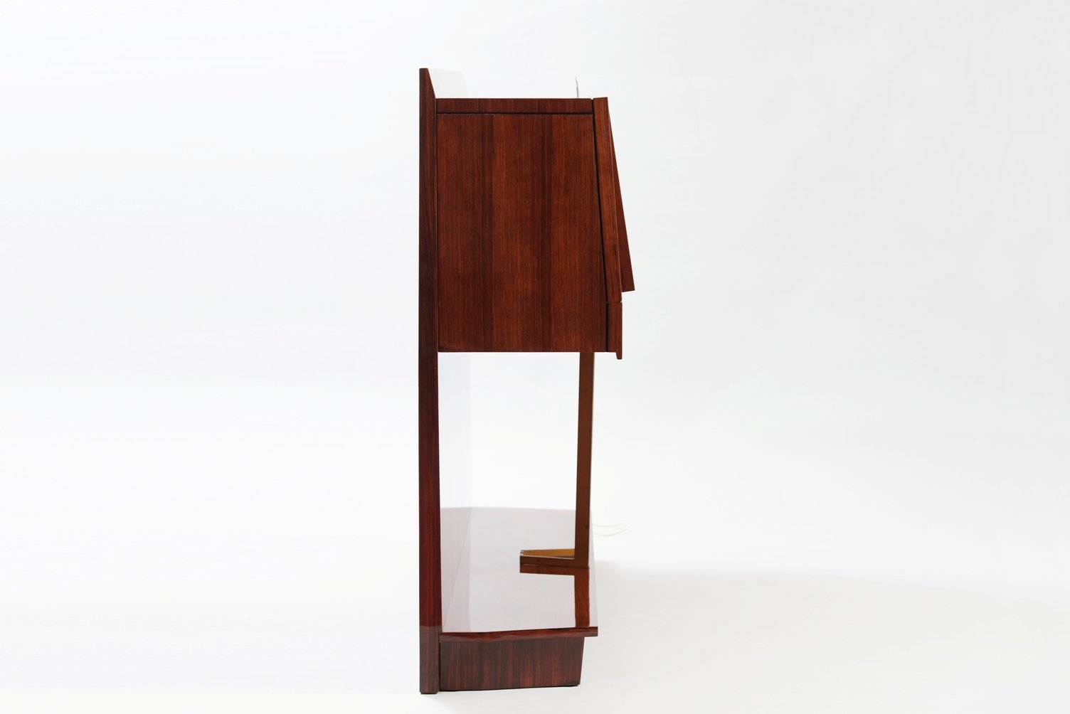 vintage barschrank von vittorio dassi bei pamono kaufen. Black Bedroom Furniture Sets. Home Design Ideas