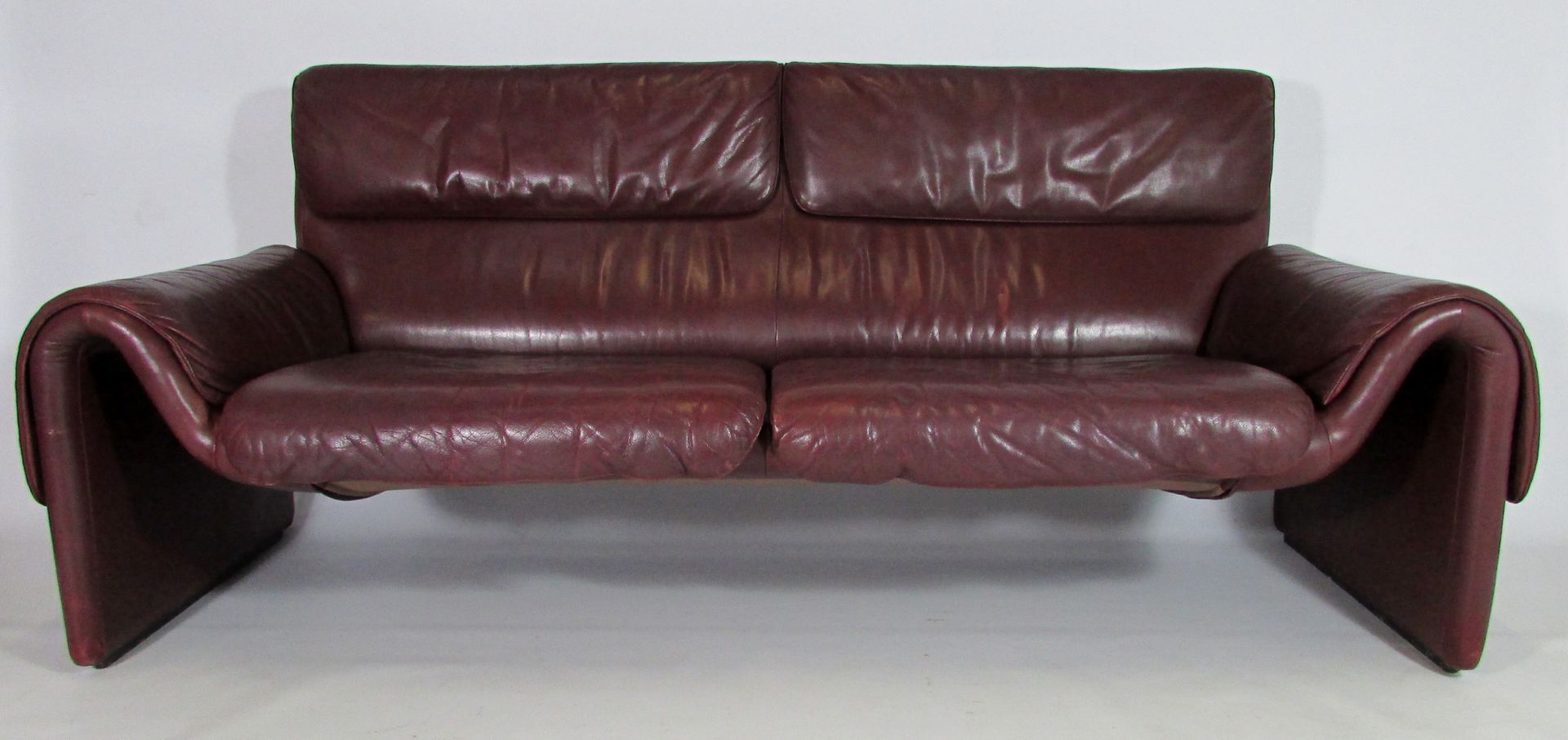 ds 2011 sofa from de sede 1980s for sale at pamono. Black Bedroom Furniture Sets. Home Design Ideas