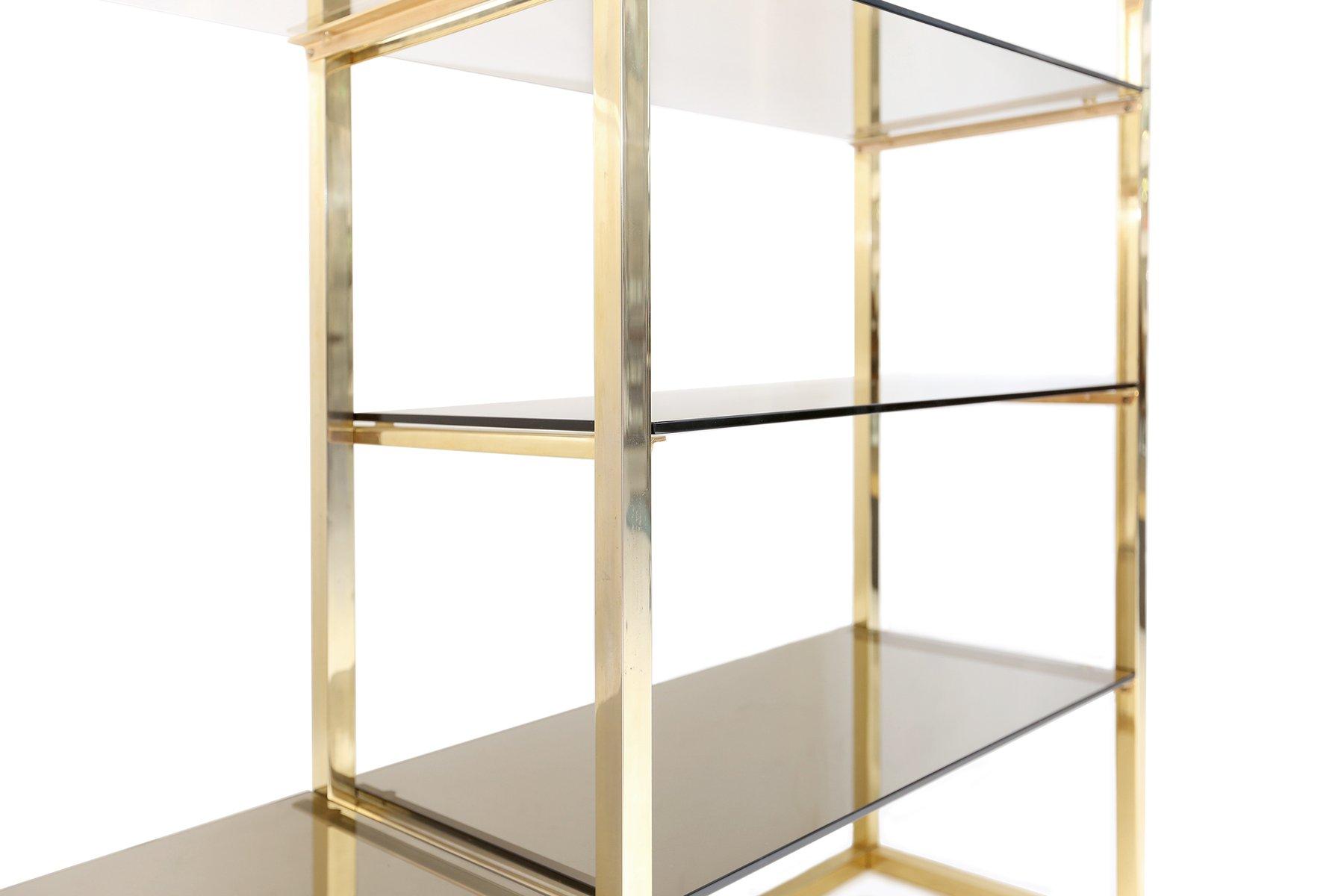 golden room divider system for sale at pamono