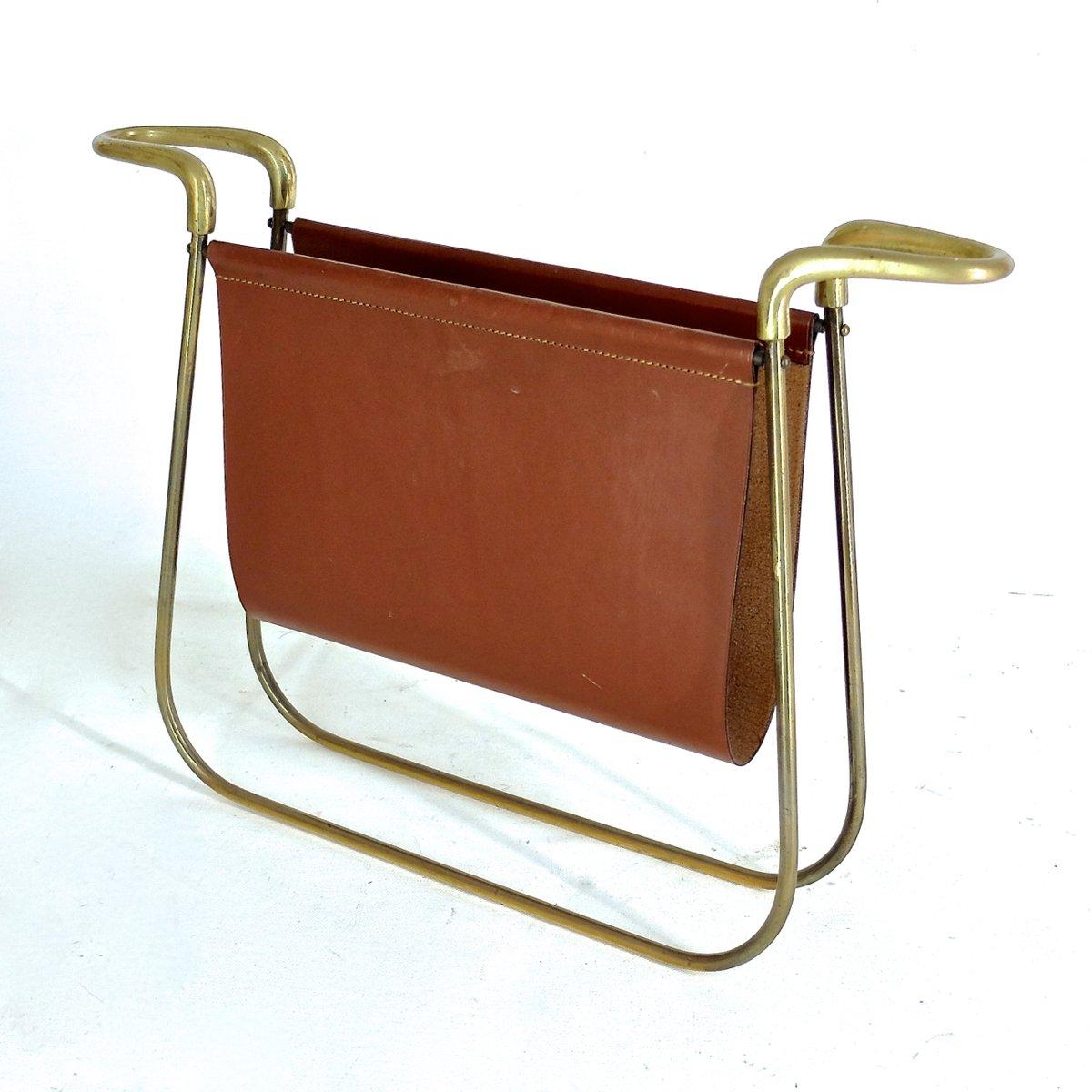 zeitschriftenst nder von carl aub ck f r werkst tten aub ck wien 1951 bei pamono kaufen. Black Bedroom Furniture Sets. Home Design Ideas