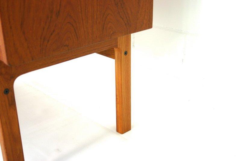 d nischer teak sekret r von arne wahl iversen f r vinde. Black Bedroom Furniture Sets. Home Design Ideas