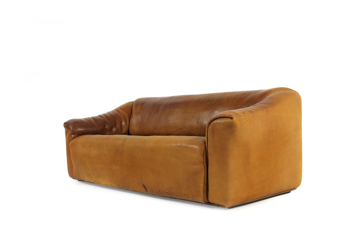 modell ds 47 3 sitzer sofa aus b ffelleder von de sede. Black Bedroom Furniture Sets. Home Design Ideas