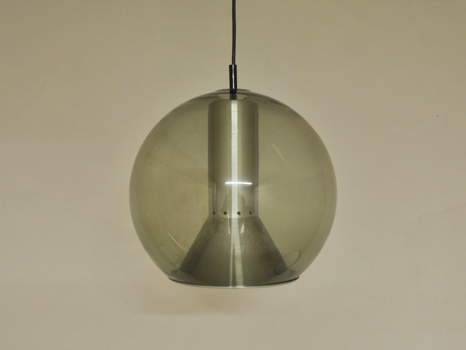 Large Globe Pendant Lamp By Frank Ligtelijn For Raak For