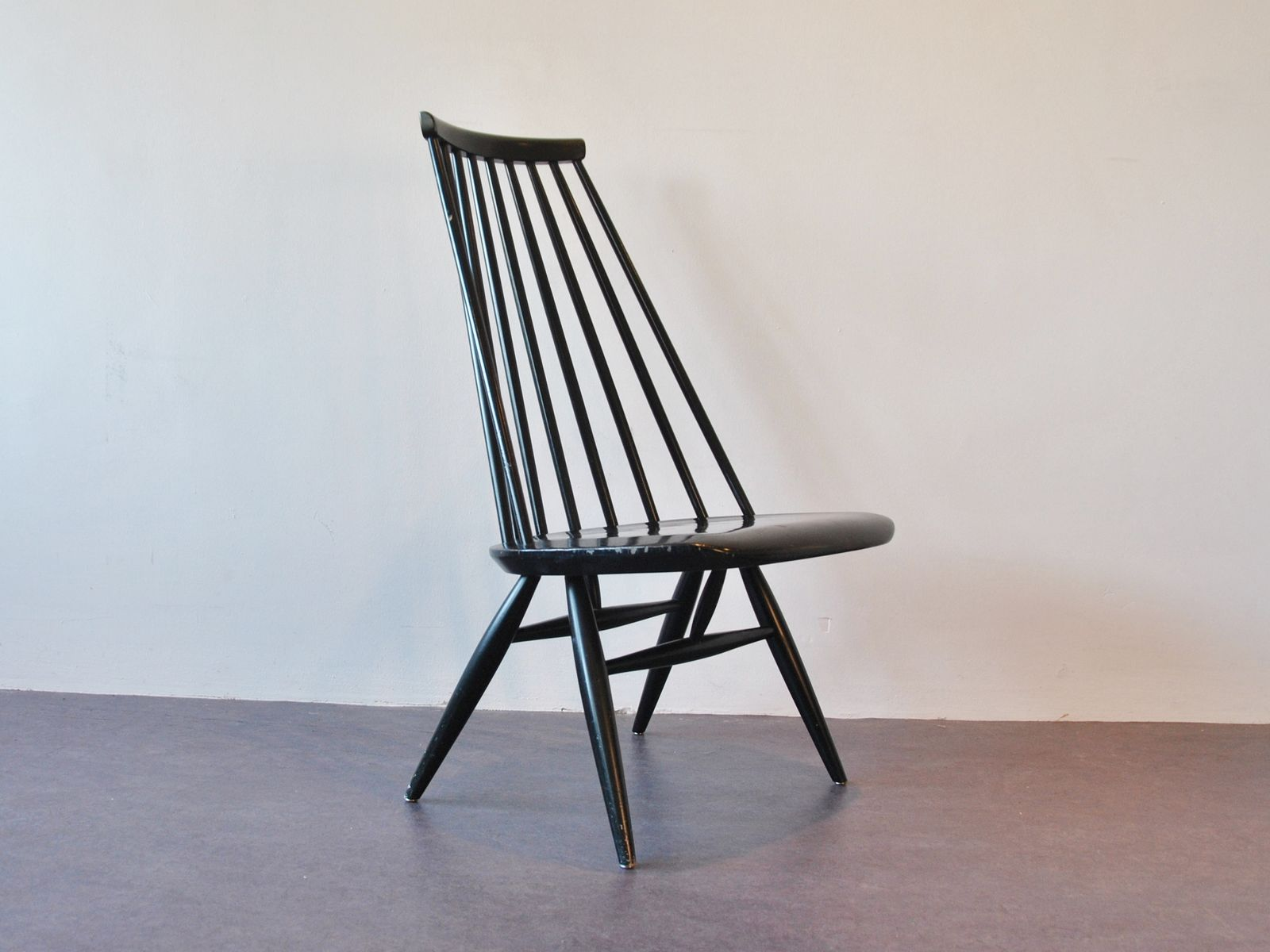 mademoiselle lounge chair by ilmari tapiovaara for edsby verken 1958 for sale at pamono. Black Bedroom Furniture Sets. Home Design Ideas
