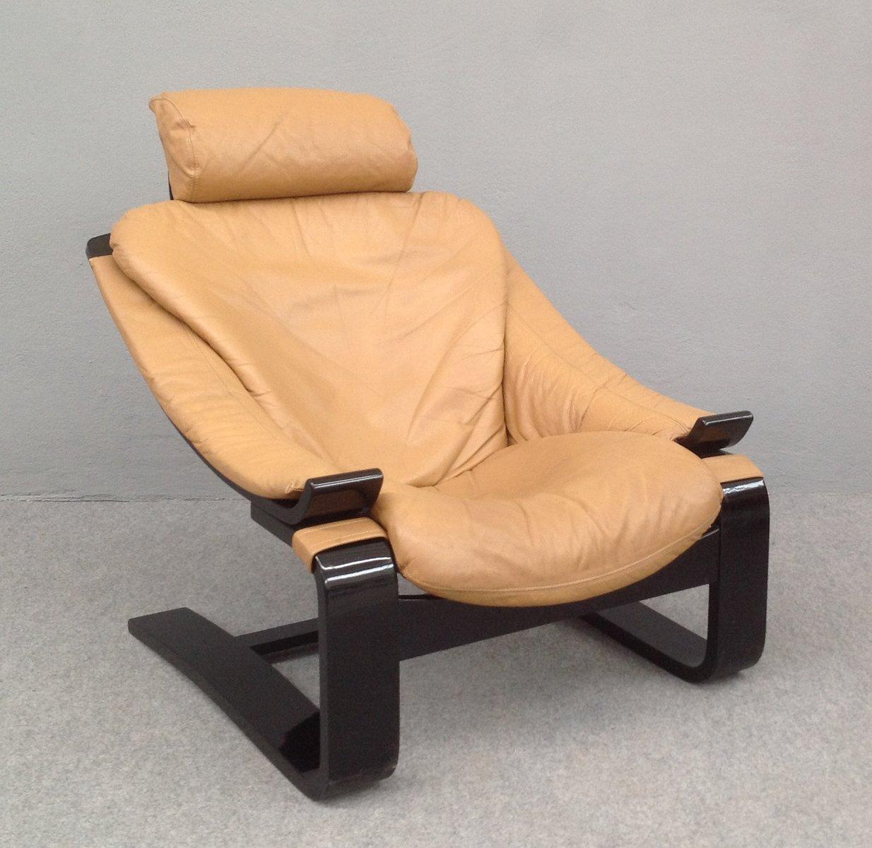 kroken de lux sessel von ake fribytter bei pamono kaufen. Black Bedroom Furniture Sets. Home Design Ideas