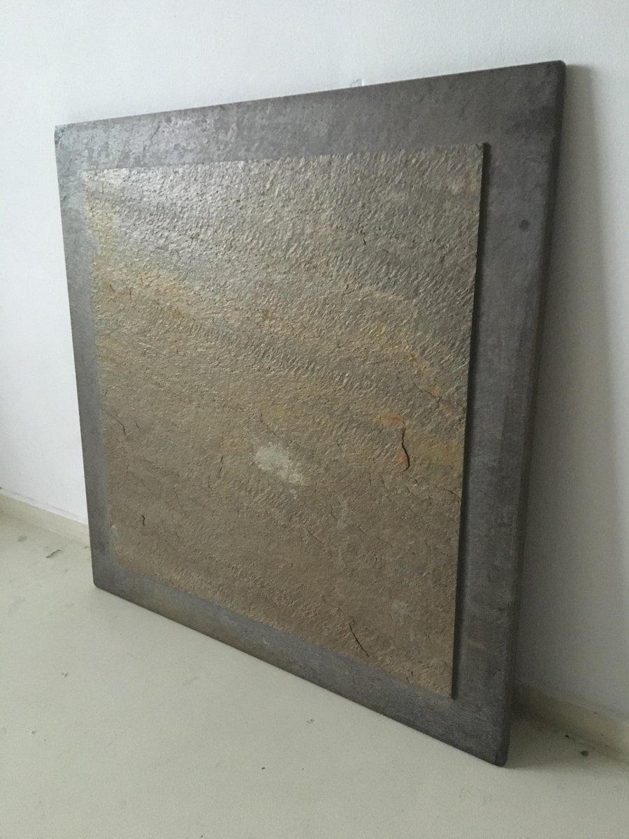 Brutalistischer Couchtisch aus Stein, 1960er bei Pamono kaufen
