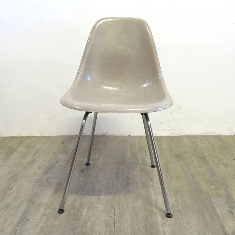 vintage dsx chair by charles ray eames for herman miller 1960s for