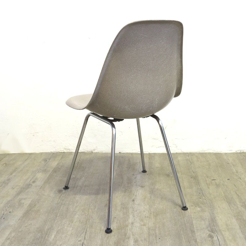 Vintage dsx chair by charles ray eames for herman miller 1960s for sal - Vintage herman miller ...