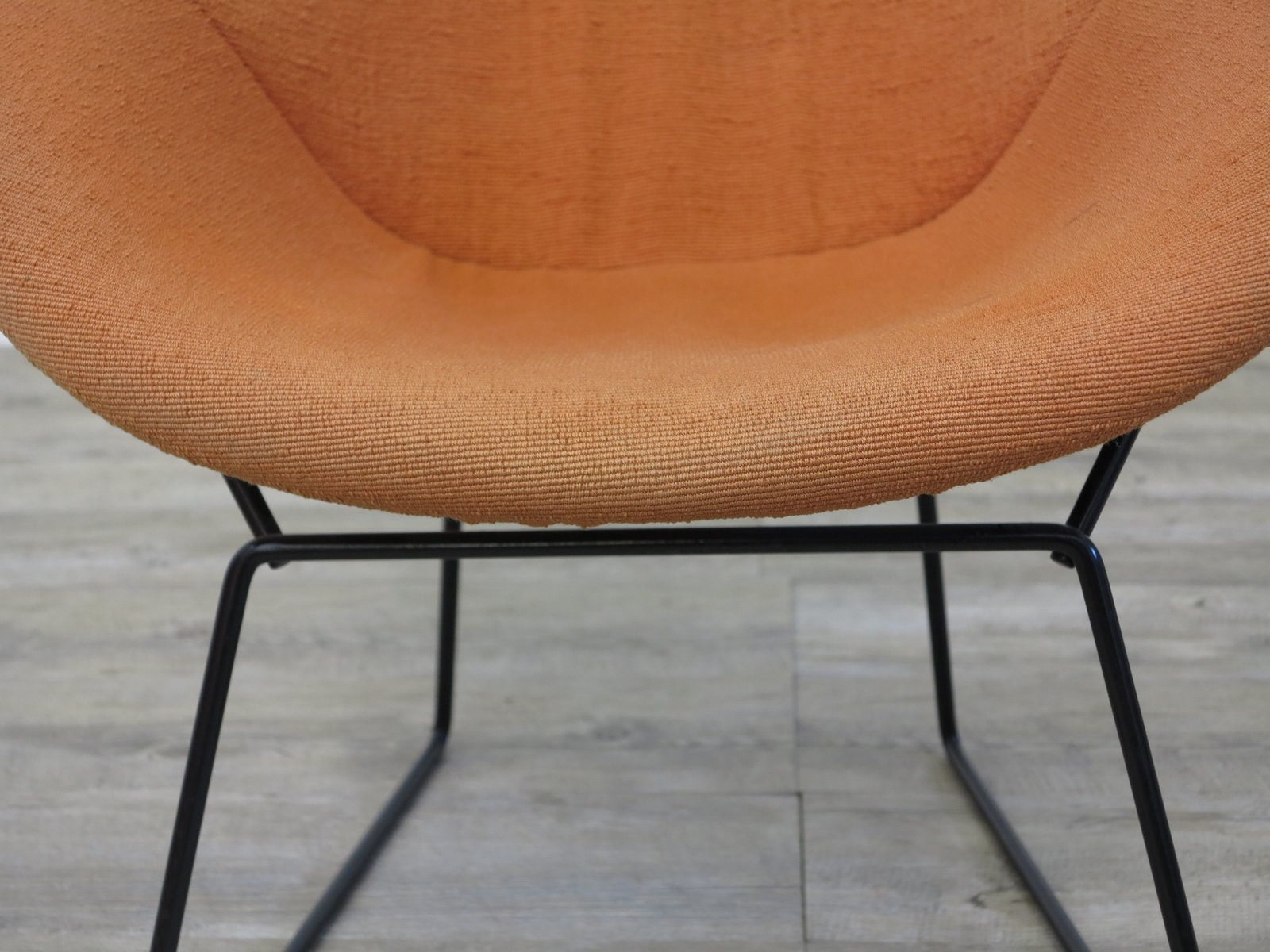 Vintage Diamond Chair by Harry Bertoia for Knoll 1970s for sale