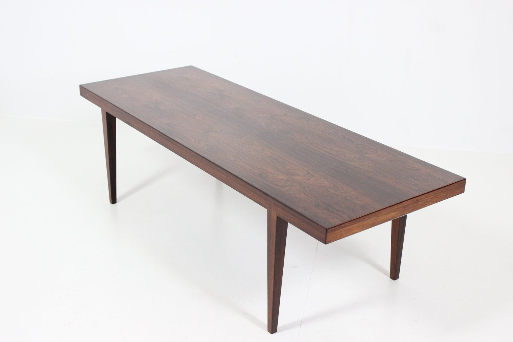 Rosewood Coffee Table By S J Hansen For Sale At Pamono
