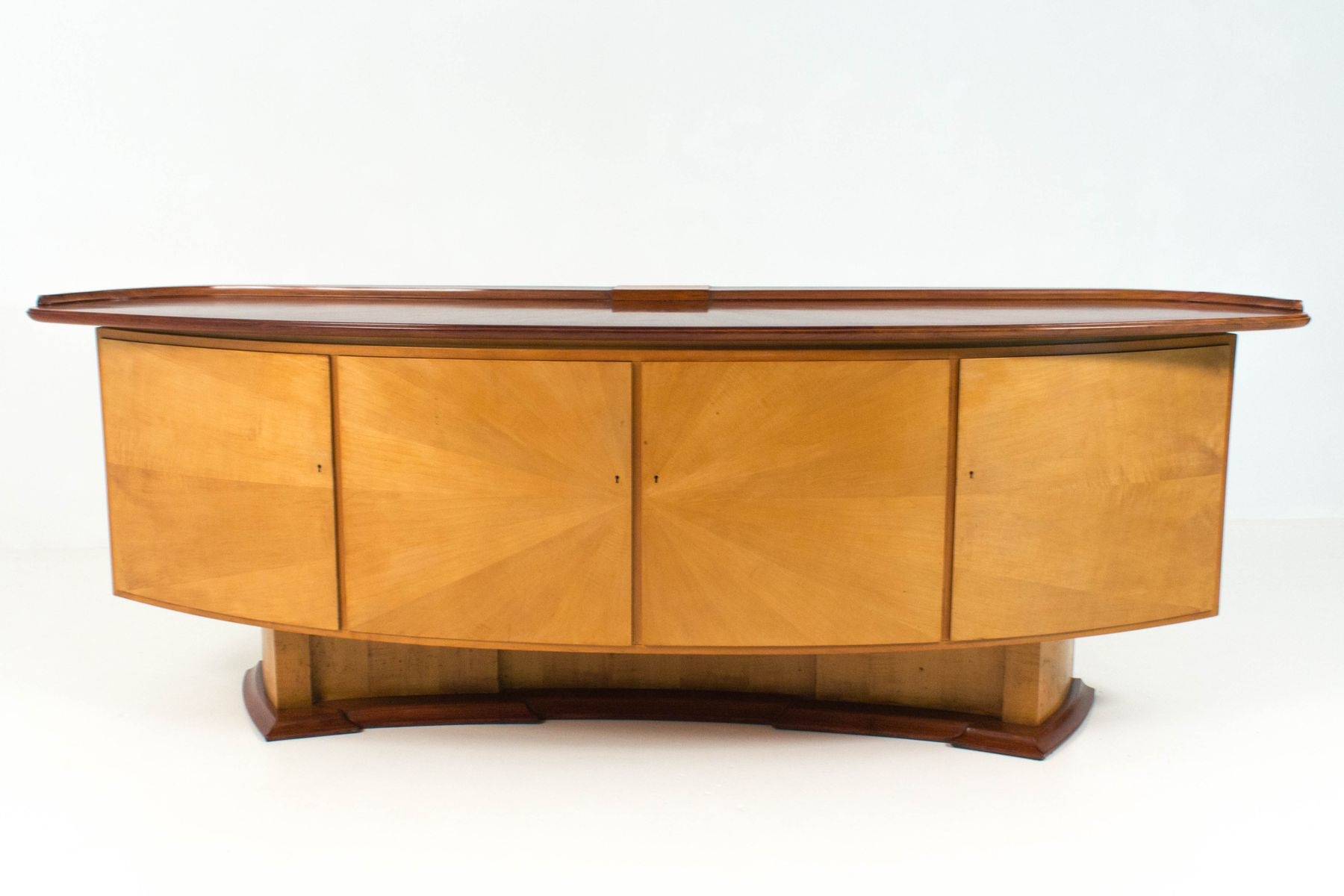 Art deco sideboard by gebroeders reens 1930s for sale at - Deko sideboard ...