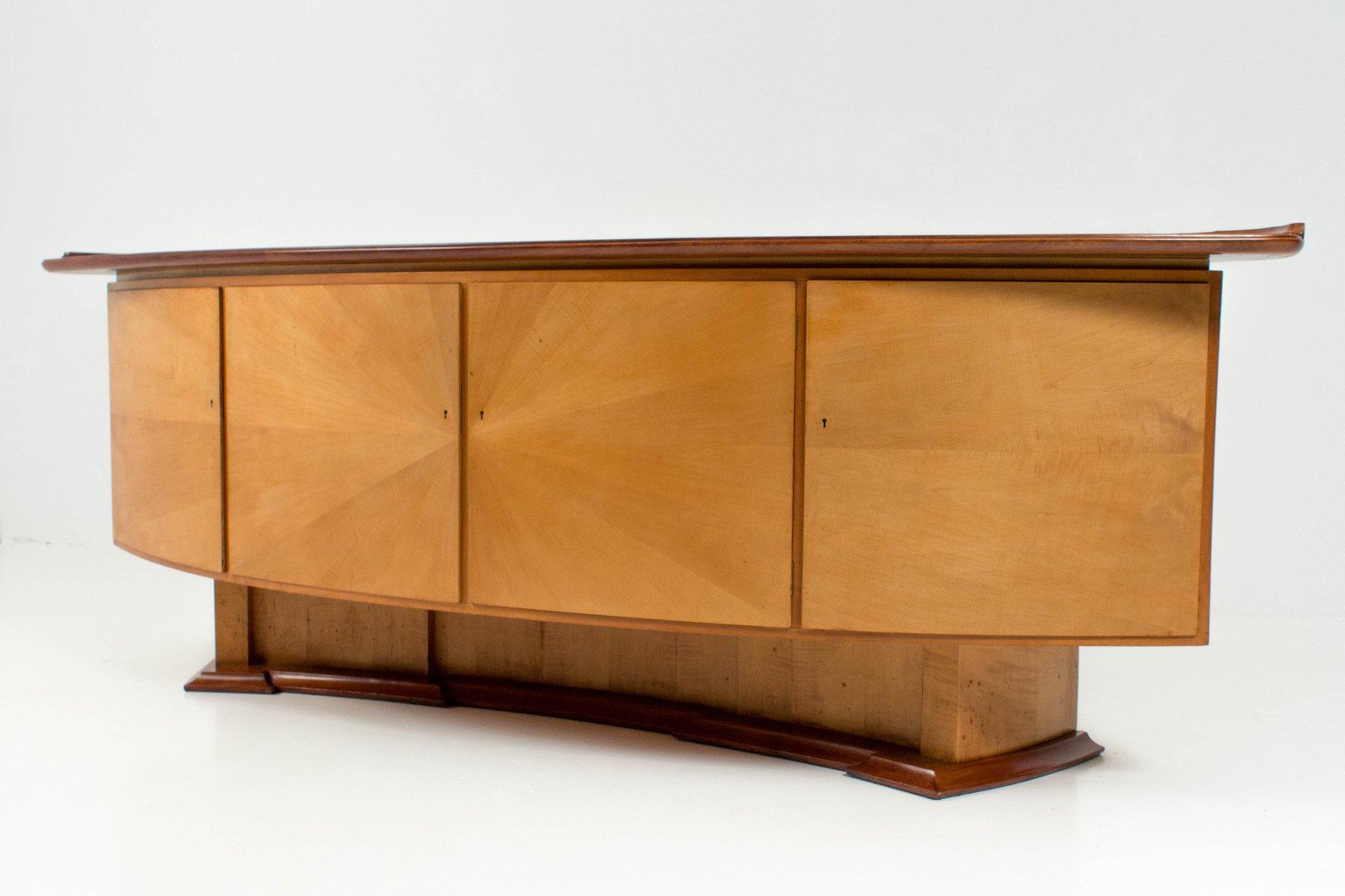 Art deco sideboard by gebroeders reens 1930s for sale at - Deko sideboard ...