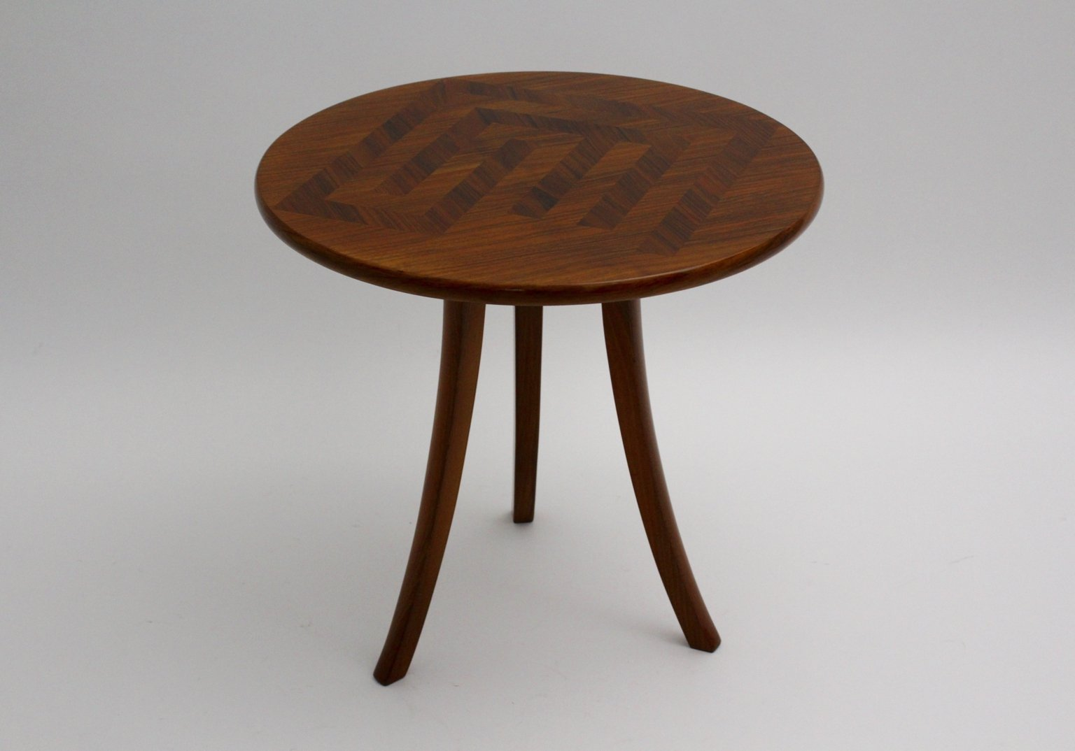 3 Legged Art Deco Coffee Table By Josef Frank For Haus Garten 1920s For Sale At Pamono