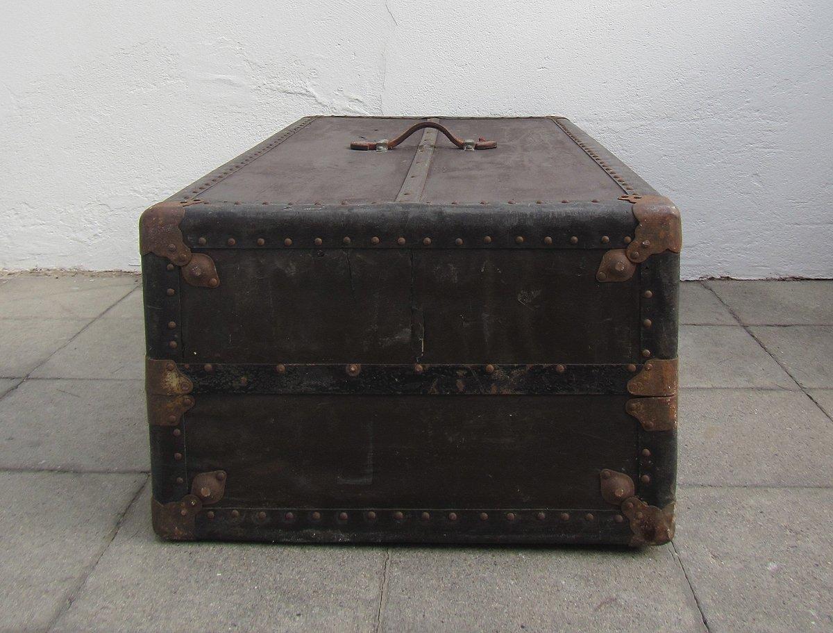 amerikanischer koffer couchtisch von the perkiomen trunk. Black Bedroom Furniture Sets. Home Design Ideas