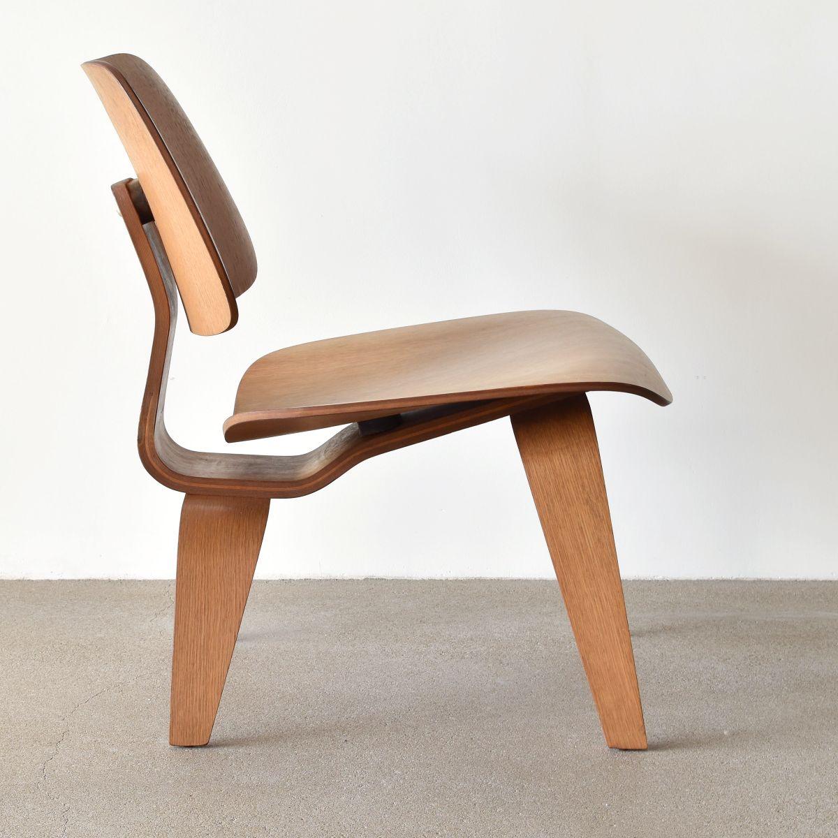 lcw stuhl von charles und ray eames f r herman miller 1953 bei pamono kaufen. Black Bedroom Furniture Sets. Home Design Ideas