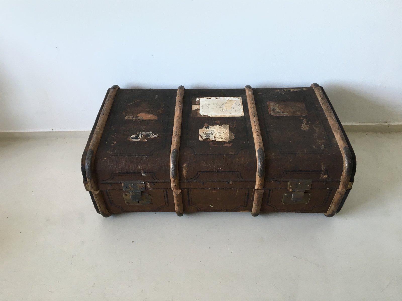 industrieller vintage koffer von p j prinsen bei pamono kaufen. Black Bedroom Furniture Sets. Home Design Ideas