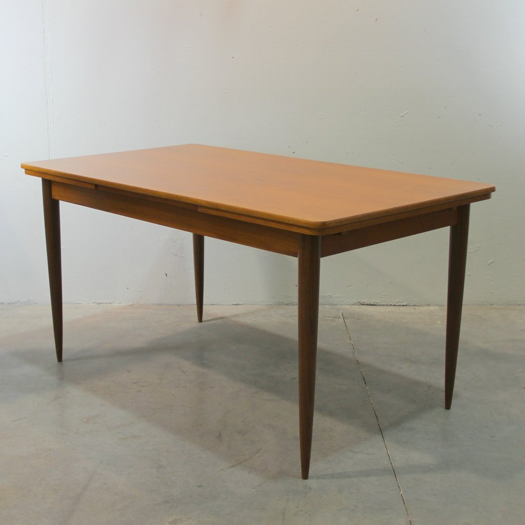 Scandinavian Dining Table 1960s for sale at Pamono